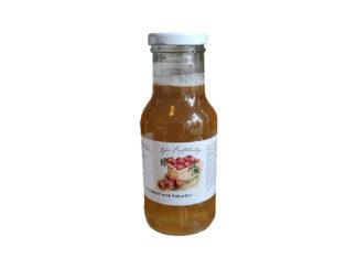 æblemost med rabarber 25l