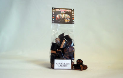 Chokolade Lakrids