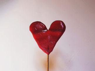 Hjerteslikkepind