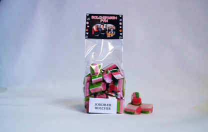 Jordbær Bolcher