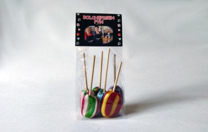 Mini Slikkepind 6 stk