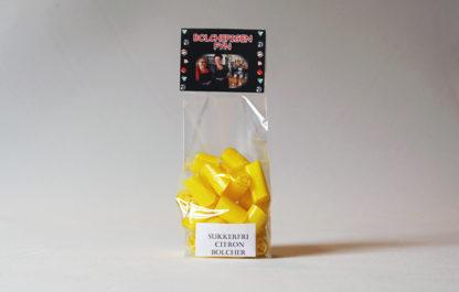 Sukkerfri Citron Bolcher