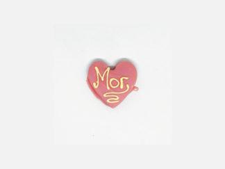 Mor Lille Hjerte Jordbær Chokolade